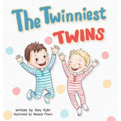 The Twinniest Twins book