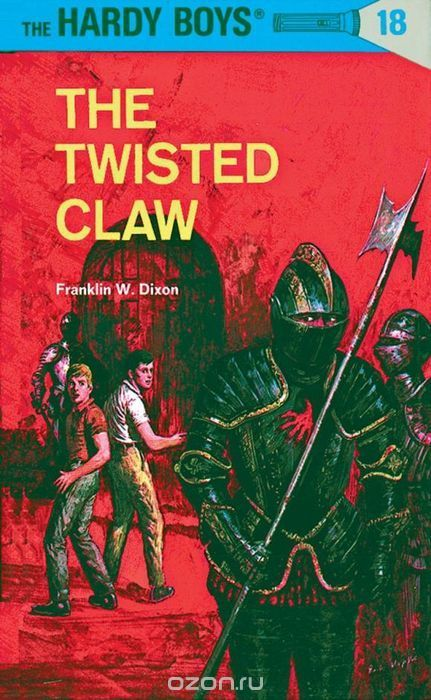 The Twisted Claw book