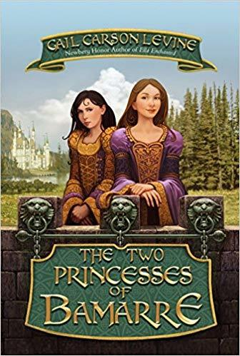 The Two Princesses of Bamarre Book