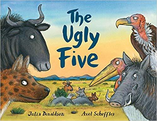 The Ugly Five Book