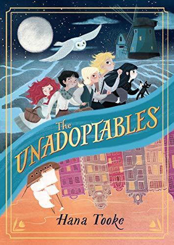 The Unadoptables book