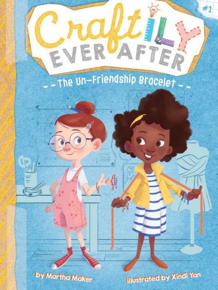 The Un-Friendship Bracelet book