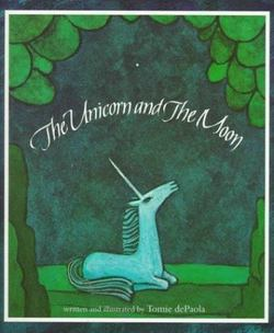 The Unicorn and the Moon Book