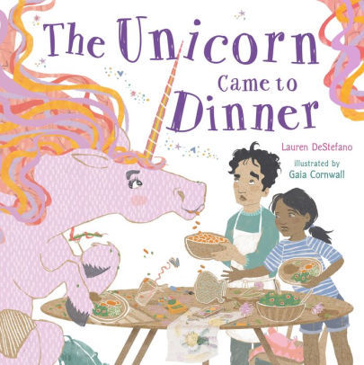 The Unicorn Came to Dinner book