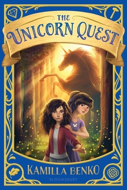 The Unicorn Quest book