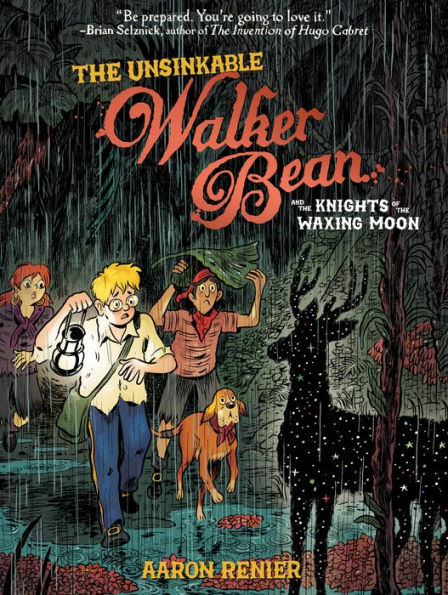 The Unsinkable Walker Bean and the Knights of the Waxing Moon book
