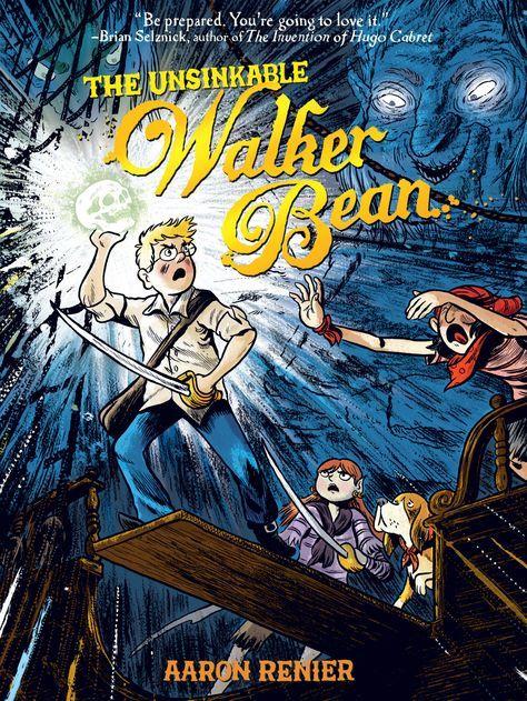 The Unsinkable Walker Bean Book