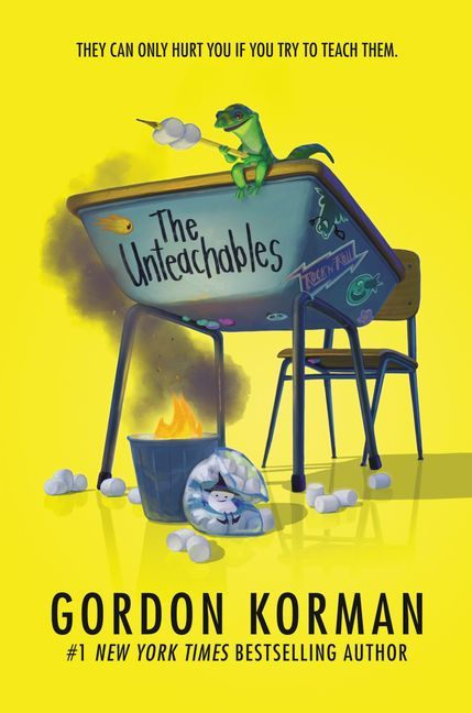 The Unteachables book
