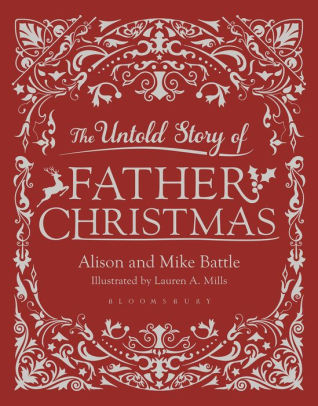 The Untold Story of Father Christmas book
