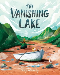 The Vanishing Lake book