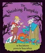 The Vanishing Pumpkin book