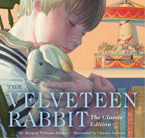 The Velveteen Rabbit Oversized Padded Board Book book