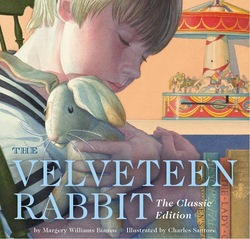 The Velveteen Rabbit Oversized Padded Board Book book