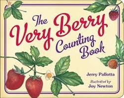The Very Berry Counting Book book