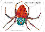 The Very Busy Spider book