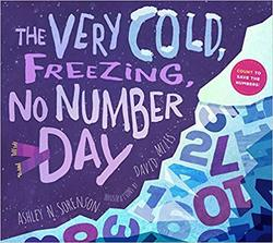 The Very Cold, Freezing, No-Number Day Book