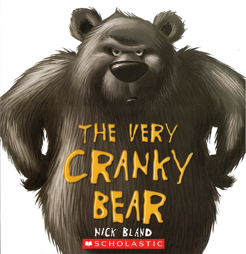 The Very Cranky Bear book