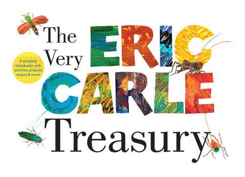 The Very Eric Carle Treasury book