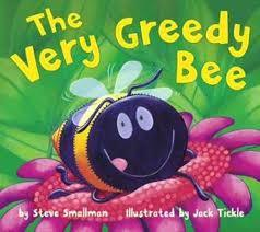 The Very Greedy Bee book