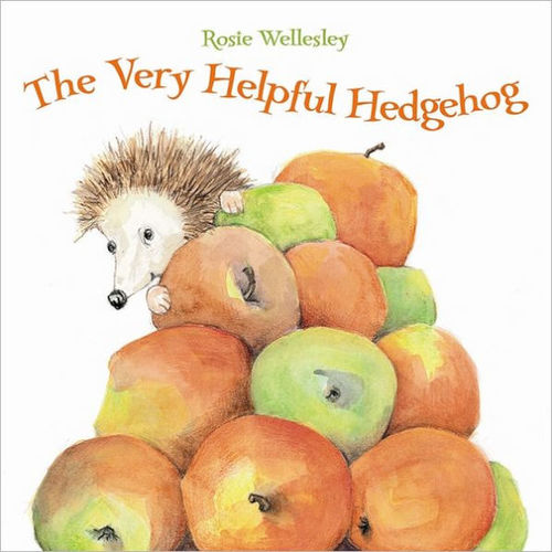 The Very Helpful Hedgehog book