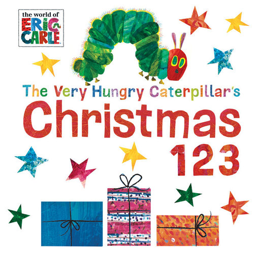 The Very Hungry Caterpillar's Christmas 123 book