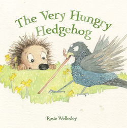 The Very Hungry Hedgehog book