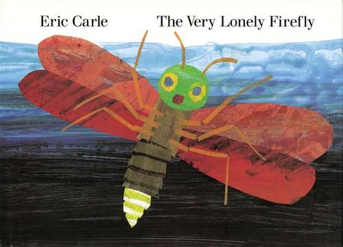 The Very Lonely Firefly book