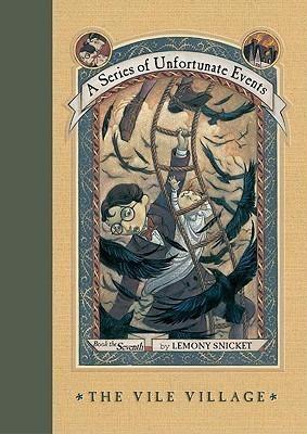 The Vile Village book