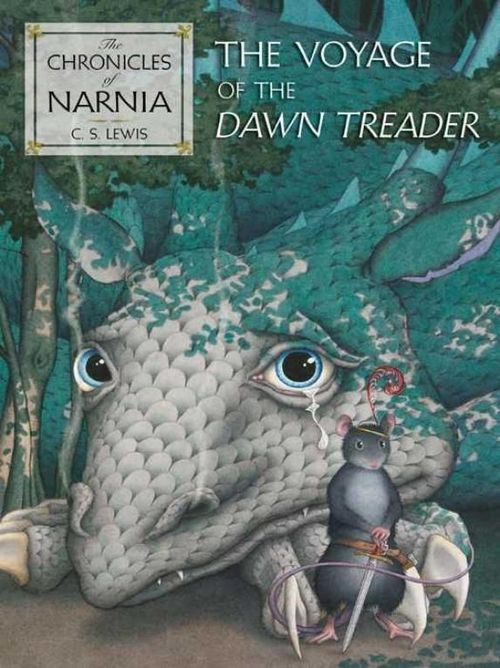 The Voyage of the Dawn Treader book