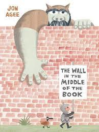 The Wall in the Middle of the Book book