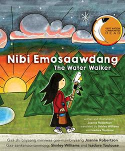 The Water Walker / Nibi Emosaawdang book