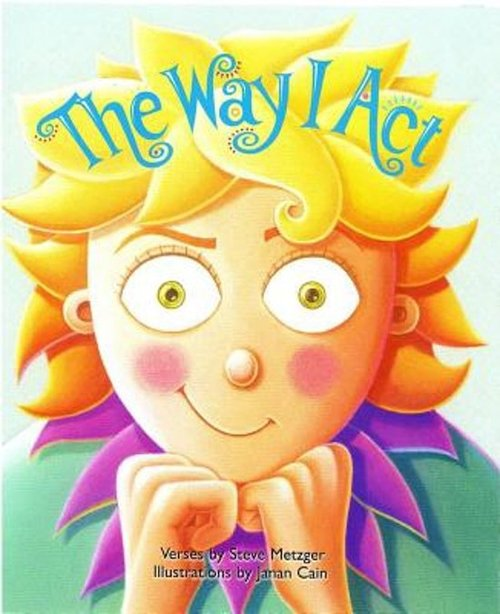 The Way I Act book