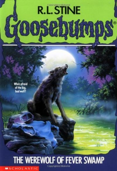 The Werewolf of Fever Swamp book
