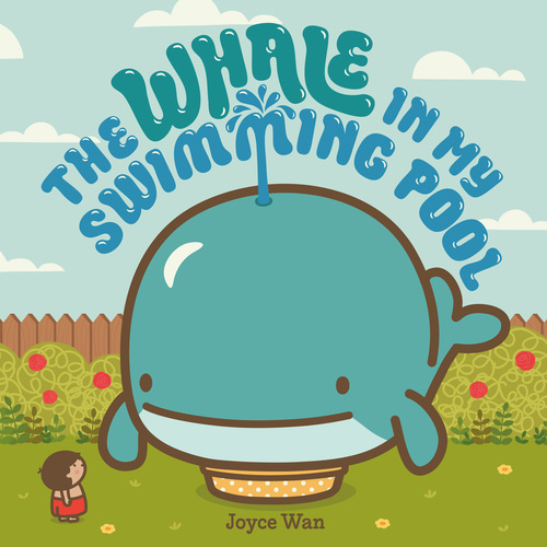 The Whale in My Swimming Pool  book