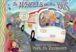 The Wheels on the Bus Book