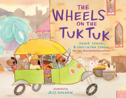 The Wheels on the Tuk Tuk Book
