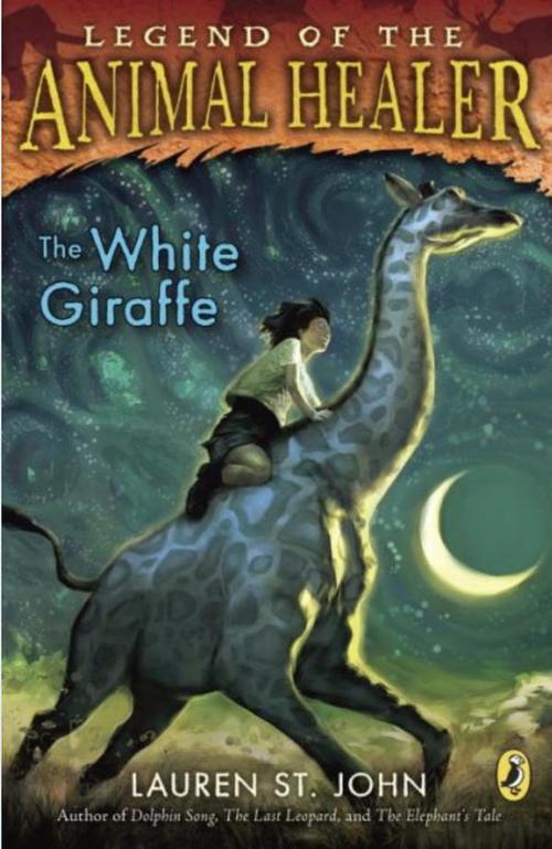 The White Giraffe book