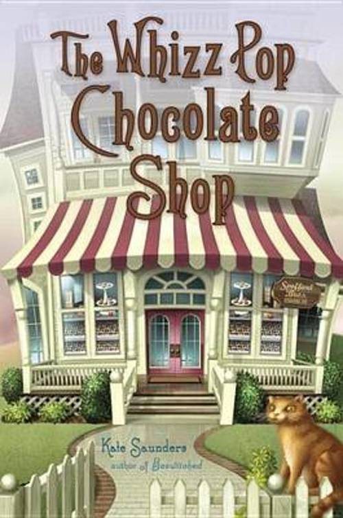 The Whizz Pop Chocolate Shop book