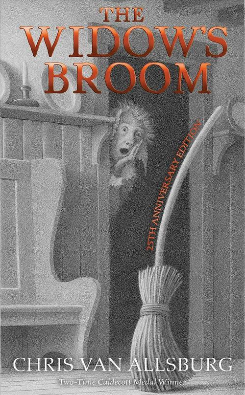 The Widow's Broom book
