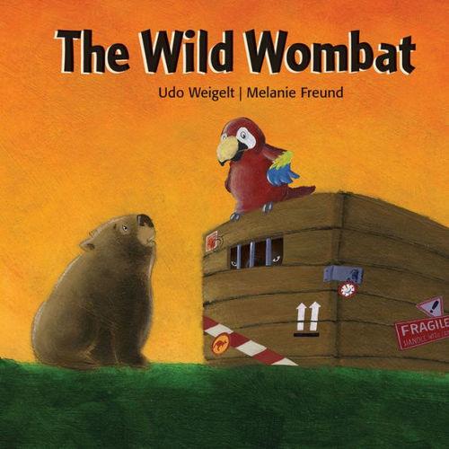 The Wild Wombat book