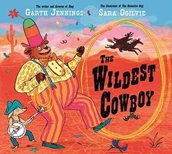 The Wildest Cowboy book