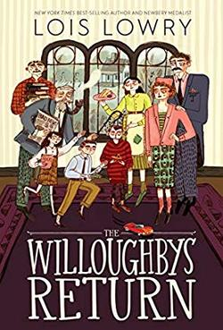 The Willoughbys Return book