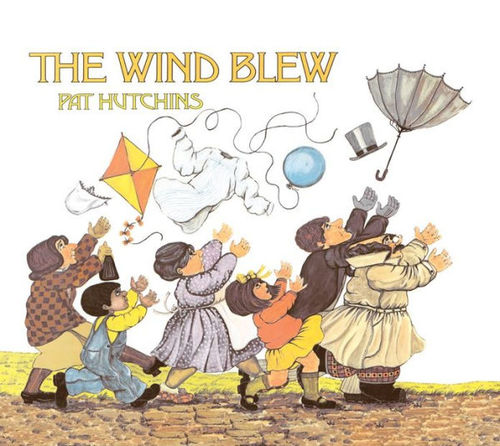 The Wind Blew book