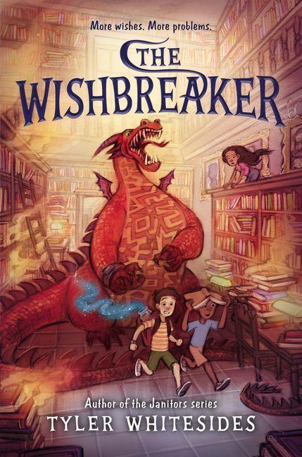 The Wishbreaker book
