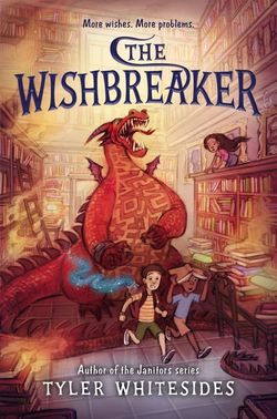 The Wishbreaker book