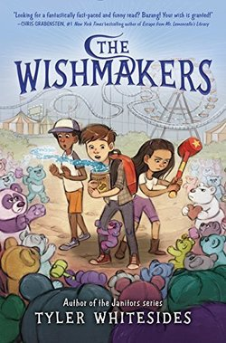 The Wishmakers book