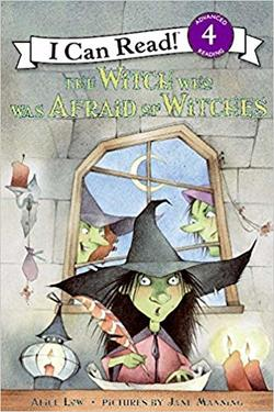The Witch Who Was Afraid of Witches book