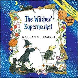 The Witches' Supermarket (Martha Speaks) book
