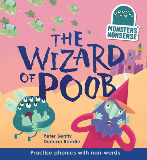 The Wizard of Poob book