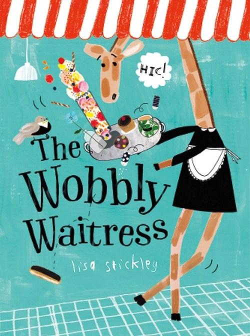 The Wobbly Waitress book